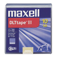 Maxell – 183670 – DLT Tapes