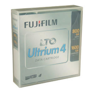 Fuji – 26247007 – LTO4 1.6 TB Data Cartridge