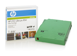 HP – C7974A – LTO4 Ultrium 1.6TB Data Cartridge