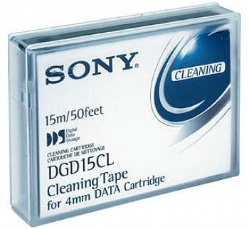 Sony - DGD15CL - DDS Tapes