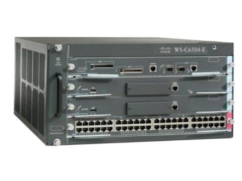WS C6504 E