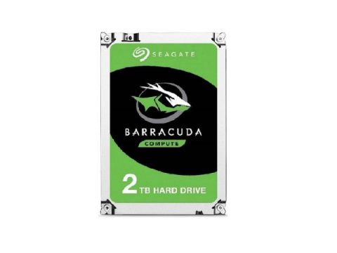 Seagate Barracuda ST2000DM008 2TB 7200RPM SATA 6.0GB/s 256MB Hard Drive (3.5 inch)