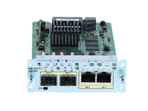 NIM-2GE-CU-SFP CISCO Network Interface Module